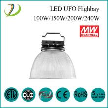 200W Warehouse Round Led High Bay