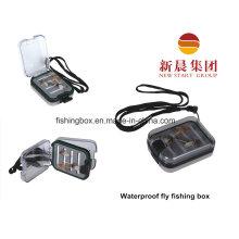 Waterpfool Small Fly Fishing Box