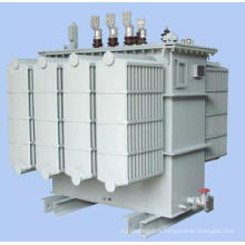 Sur le changeur de charge ONAN 30kv / 380v / 220v mva Power Transformer c