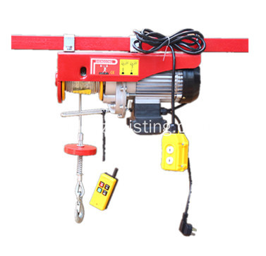 PA+model+small+mini+portable+electric+hoist