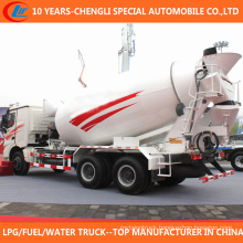 6X4 China Brand 4cbm 5cbm Concrete Mixer Truck for Sale
