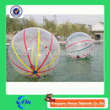 Bola inflável colorida da água da alta qualidade