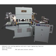 Stoffschneidemaschine für Kleidungsstück