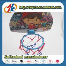 Mini-jeu de basket-ball en plastique portatif d'intérieur d'enfants