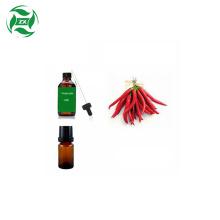 Qualité alimentaire OEM d'huile essentielle de graines de chili chinois