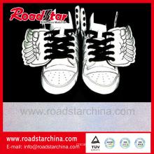 High-Intensity reflektierende Schuhe Leder