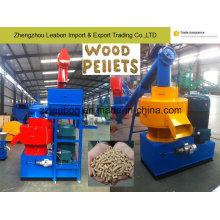 Machine de ligne de granule de bois de biomasse