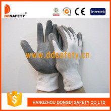 Nitrilo revestido de nylon de los guantes de trabajo de Spandex con Ce Dcr117