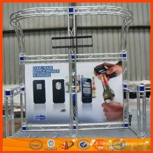botte en aluminium mini pour l'exposition du fabricant de Changhaï