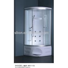 Einfache Duschkabine mit CE und WRAS-Zulassung