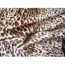 Fashion Tiger Strip Printed Pattern Fabric