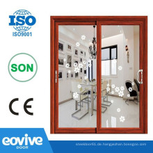 Hohe Qualität und professionelle Aluminium Glas Badezimmertür