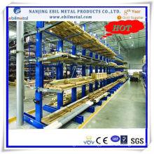 Ce-Certificated Steel Cantilever Racking Ebilmetal-Cr