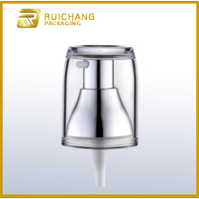 20mm uv coating lotion pump with AS overcap
