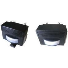 Infrared (PIR Sensor) Ultrasonic Animal Repeller - Outdoor Pest Repeller