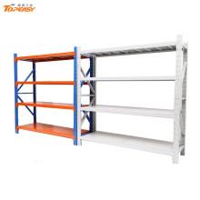 estante ajustable del estante de 4 capas del hierro para el sistema de almacenamiento