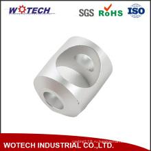 Стандарт ISO 9001 принят CNC алюминия подвергая механической обработке поворачивая части