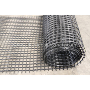 Polyester PET Geogrid Retaining