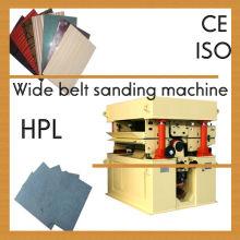 Hochdruck-Laminat-Bürstmaschine / HPL-Rastermaschine / Schleifmaschine für HPL-Rücken
