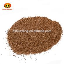 Professional degreasing walnut shell media filter for oil adsorption