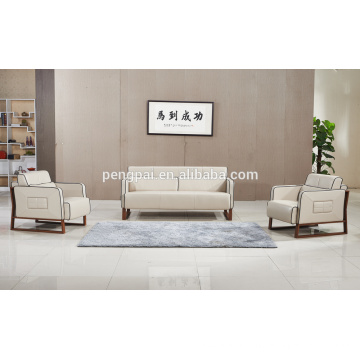 Golden quality modern leather PU sofa design for sale 03