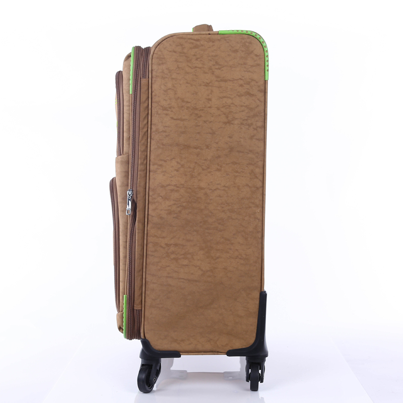 High quality waterproof fabric luggage
