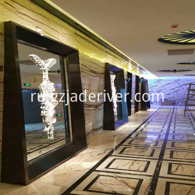 High-end decoration stone