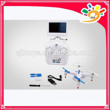 quadcopter toy 2.4G 3D tumbling quad copter timely transmission function CX-30S wifi quadcopter