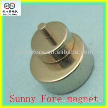 Permanente magnetische starke Stabmagnet
