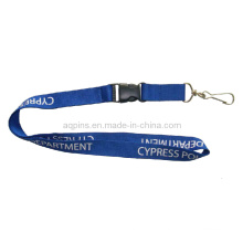 Custom Polyester Lanyard with Printing Color