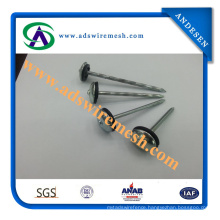 """0.12X1-3/4"""" Coiled Roofing Nail for Sale Manufacture in China"""