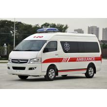 Ônibus de ambulância básica