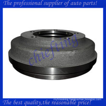DB4314 4146930 4540218 1C1W-1126-AE 1C1W-1126-AD drum rear brakes for ford transit
