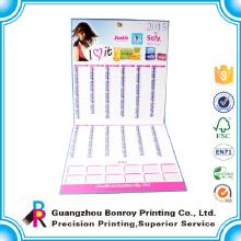 calendario con material reciclable 2015 calendario de pared