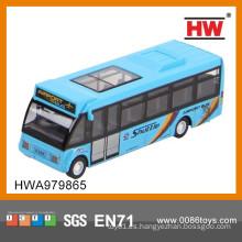 1:64 Diecast bus tirar coche 6PCS / BOX