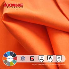 100% cotton Flame Retardant cloth for Workwear
