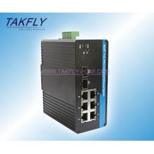 DIN-Schienenmontage Industrial Ethernet Switch