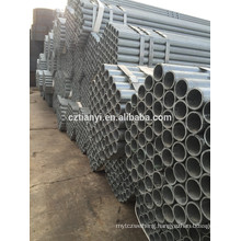 ASTM A252 Galvanized Seamless Steel Tubes