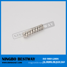 Strong Permanent N35 Neodymium Magnets