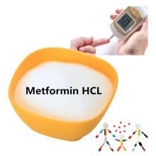 Antienvelhecimento CAS1115-70-4 Metformina HCl em pó para perda de peso