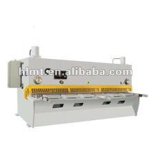 QC11Y hydraulische Omega-Schere, Miniatur-Schermaschine, Guillotine Stahl Schneidemaschine