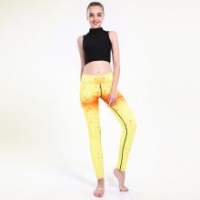 88% Polyester 12 Spandex Sport Yoga Pants Leggings 0129