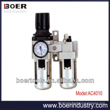 Air Filter Regulator Lubricator combiner