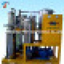 Sistema de Filtración de Aceite Resistente al Fuego Ester Verde y Automático