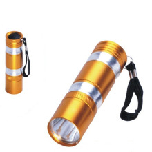 Linterna de aluminio de la batería seca (CC-011)