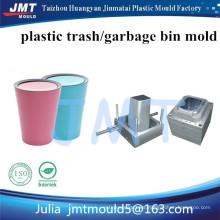 cubo de basura mejor precio fabricante de moldes de inyección de plástico
