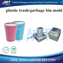 rubbish bin best price plastic injection mold manufacturer
