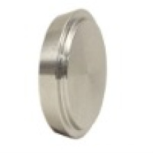 Sanitary Stainless Steel Food Grade Tri-Clamp Solid End Caps