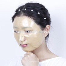 OEM/ODM 24K gold lace facial mask