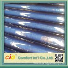 Folha plástica flexível de PVC transparente